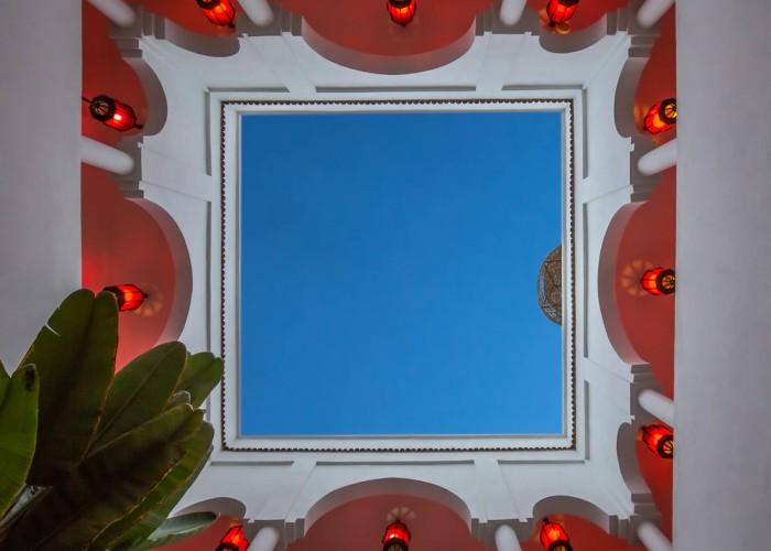 riad capaldi. marrakech. morocco