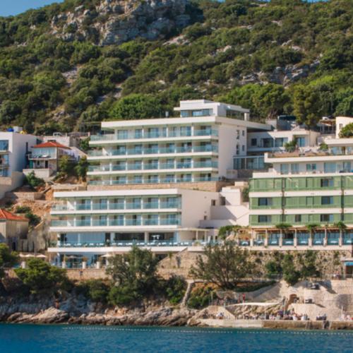 more hotel, dubrovnik, croatia