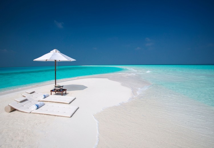 milaidhoo island, maldives, indian ocean