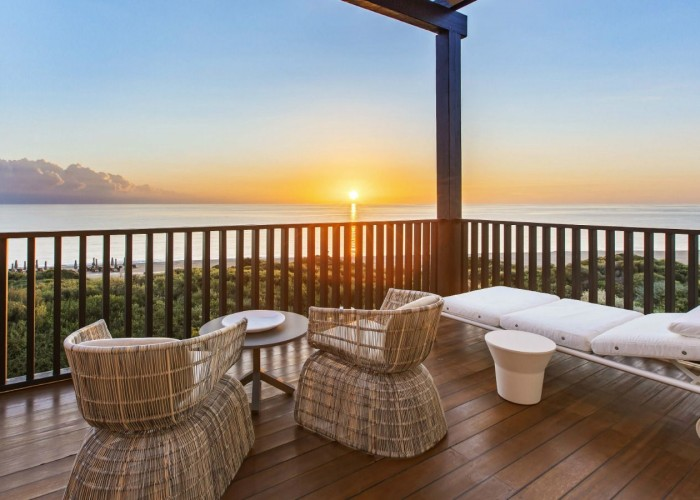 The-Romanos-a-Luxury-Collection-Resort-Costa-Navarino-Greece-Royal-Villa-Koroni-Sunset-View