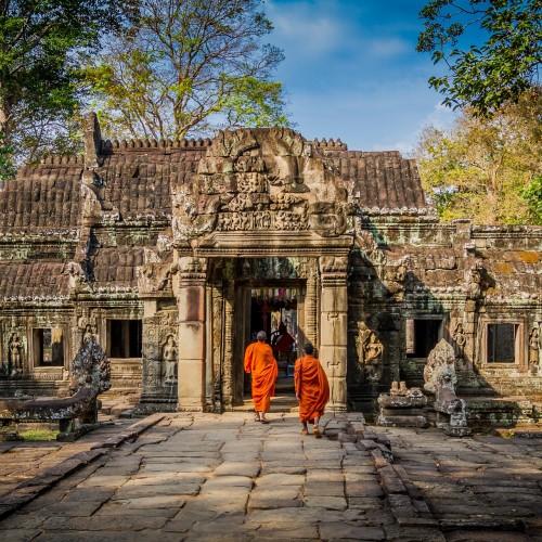 angkor watt, Cambodia, Asia
