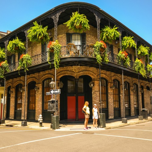 deep south, New Orleans, USA
