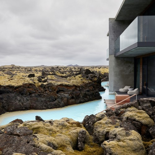 retreat hotel, iceland