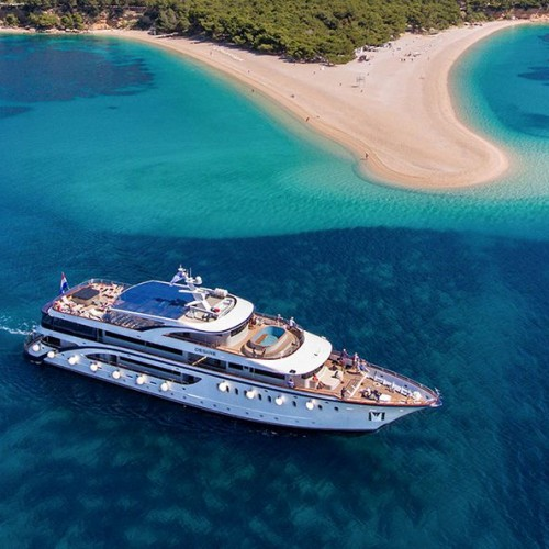 MS desire, Croatia, Europe