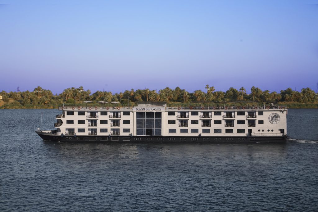 MS Sonesta Star Goddess Nile Cruise