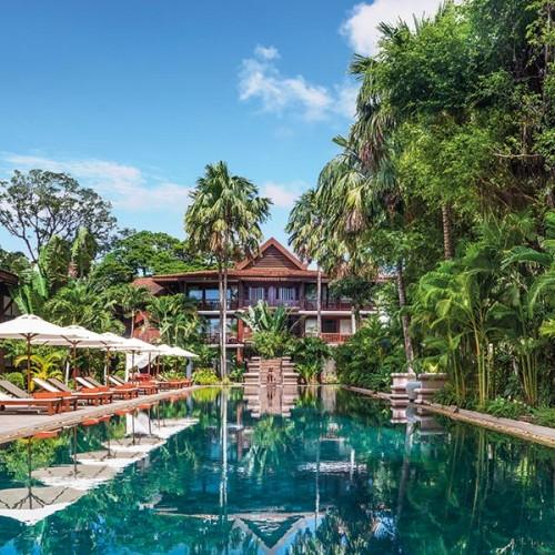 Belmond La Residence, Angkor Wat, Cambodia, Asia