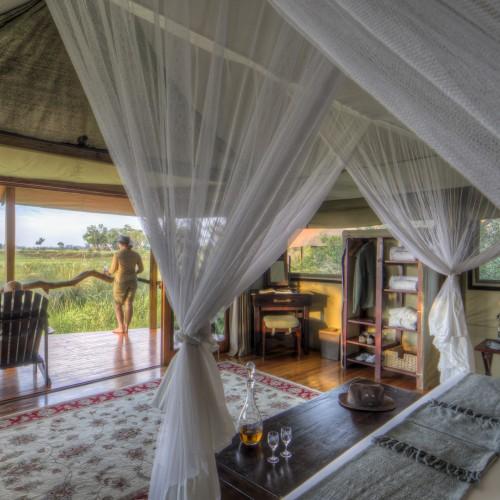 Kanana Camp, Botswana, Africa