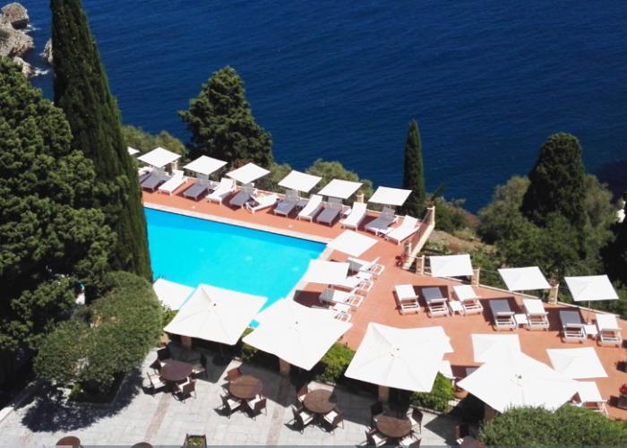Grand Hotel San Pietro, Sicily, Italy, Europe