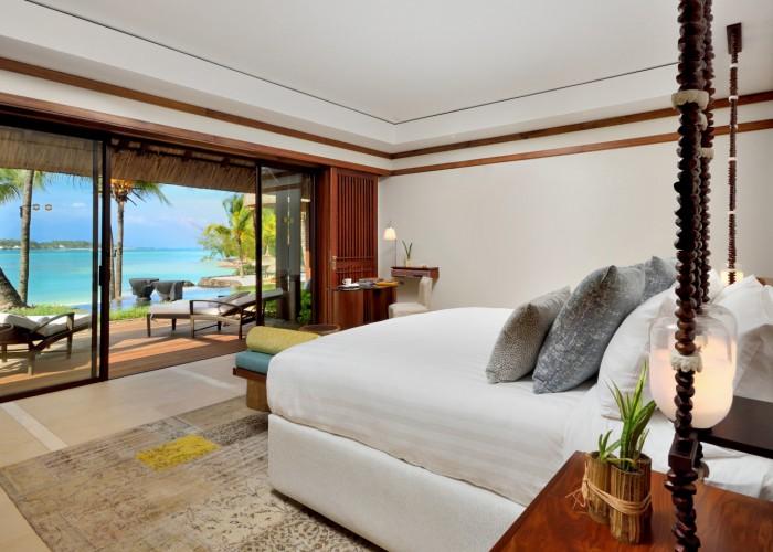 Beach Villa - Bedroom1