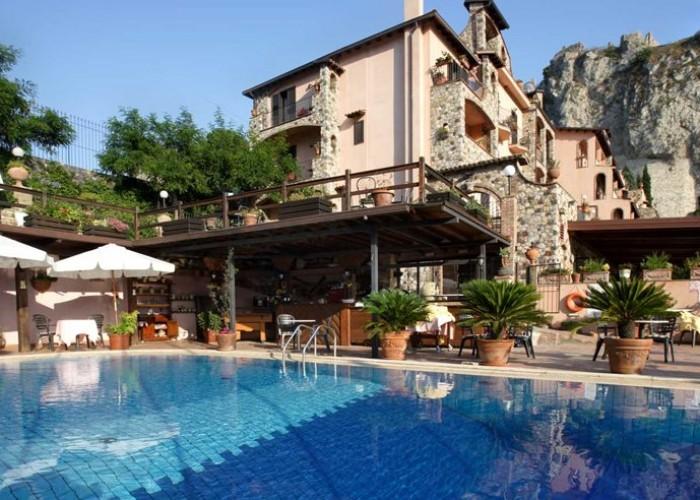 Hotel Villa Sonia, Taormina, Sicily