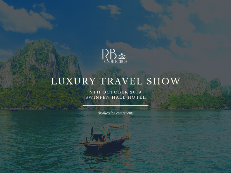 Copy of Copy of LUXURY TRAVEL FAIR Twitter & EBLAST