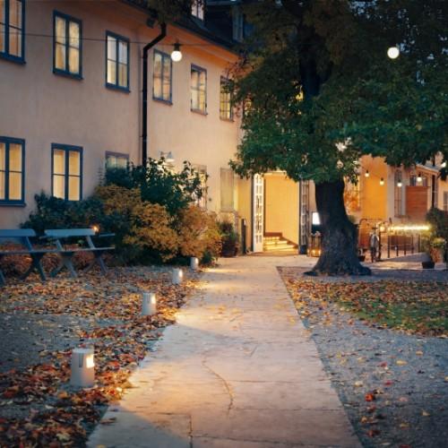 Skeppsholmen hotel, Stockholm, Sweden