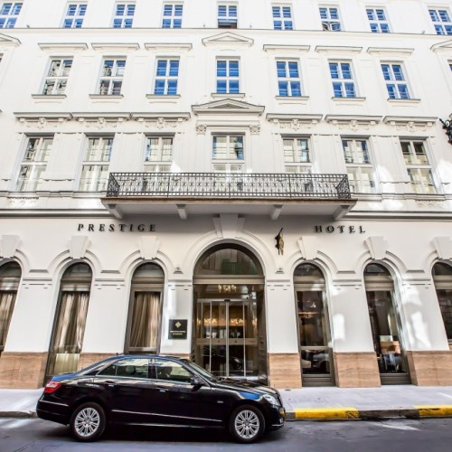 The prestige Hotel, Budapest