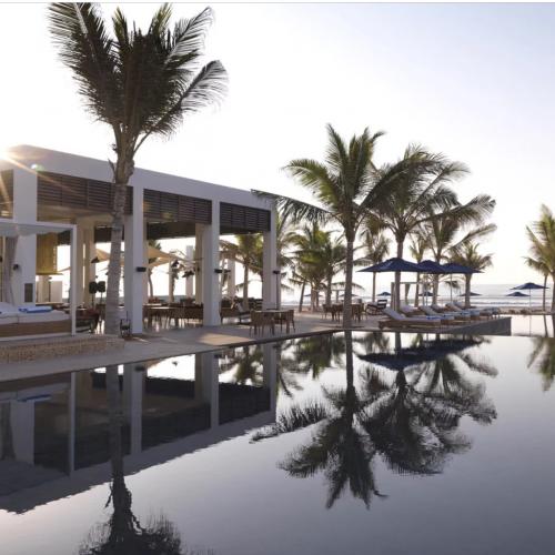 Al baleed resort, Oman