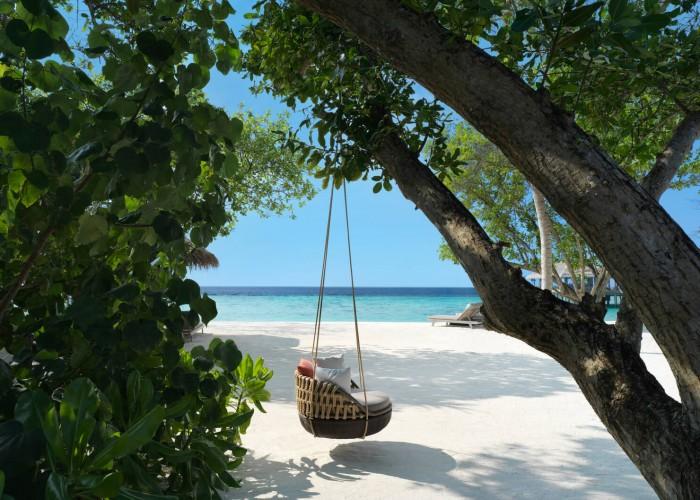 beach-swing