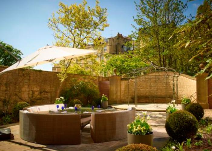 The Garden Villa at The Royal Crescent Hotel, Bath