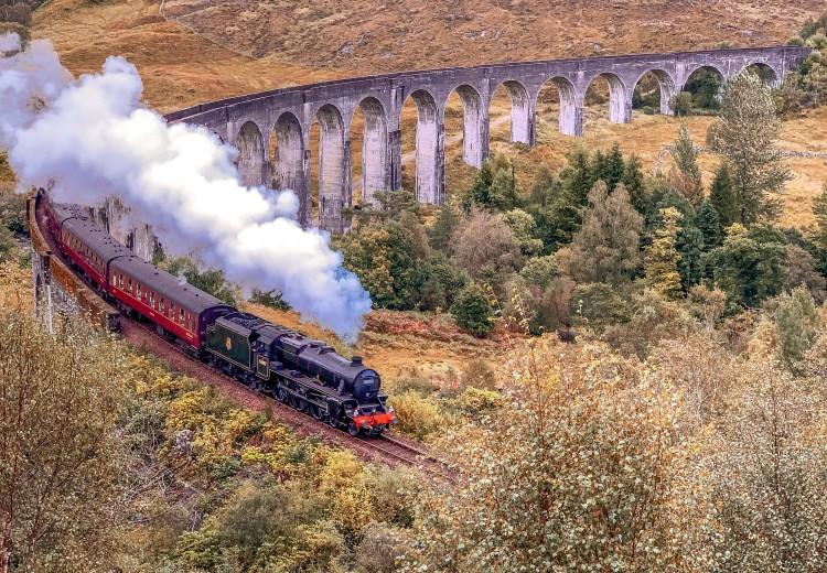 Jacobite_Train_Scotland